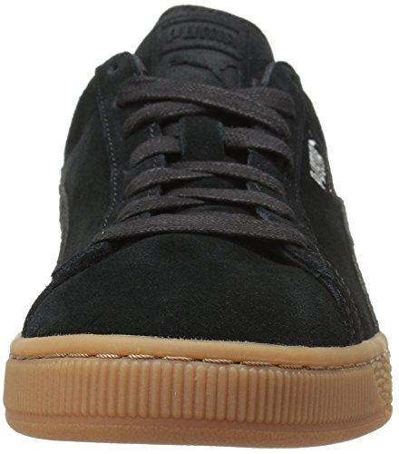 Sneaker classica Citi Fashion da uomo in camoscio, Puma Black, 9 M US