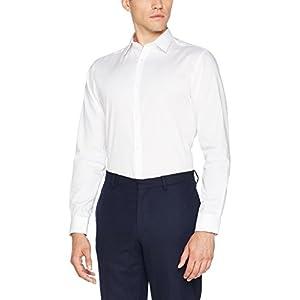 JACK & JONES Jprnon Iron Shirt L/S Noos Camicia Formale Uomo