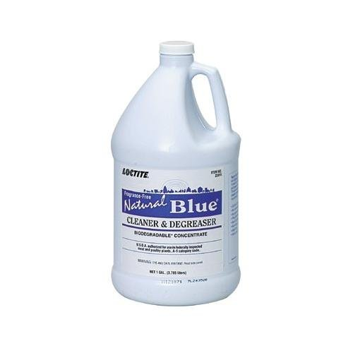 Natural Blue® Biodegradable Cleaner & Degreaser - 1 gallon fragance free natural blue cleaner/degr