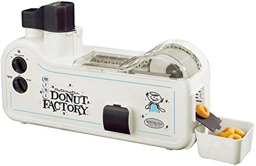 082677134004 - Nostalgia MDF200 Automatic Mini Donut Factory carousel main 0