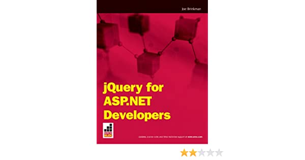 Developers ebook jquery for asp.net
