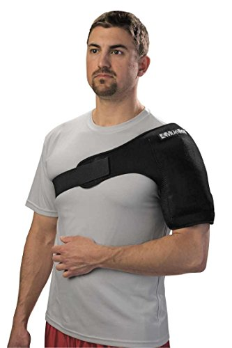 Mueller Reusable Cold/Hot Therapy Wrap - Large w/ 1 - 6