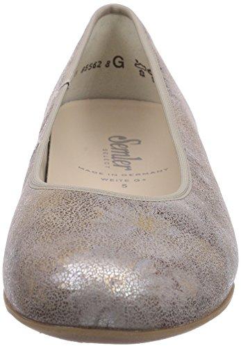 beige Ballerina Donna Semler 028 Panna Da Beige Nancy Pnq1p1R