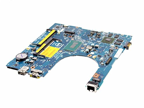Dell Inspiron 15-5558 Intel Celeron 3205 Processor 1.50Ghz Dual Core DDR3L SDRAM 2 Memory Slots Motherboard LA-B843P F0T2K 0F0T2K CN-0F0T2K
