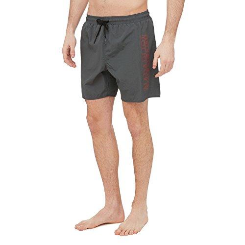 Pantalones para Napapijri Varco Hombre Gris Cortos POnR1wq