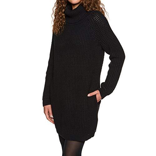 Roxy Bubbles Story Dress X Large True Black