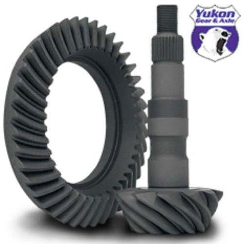 Yukon (YGGM8.5-411) Ring and Pinion Gear Set for GM 8.5'' Differential by Yukon Gear