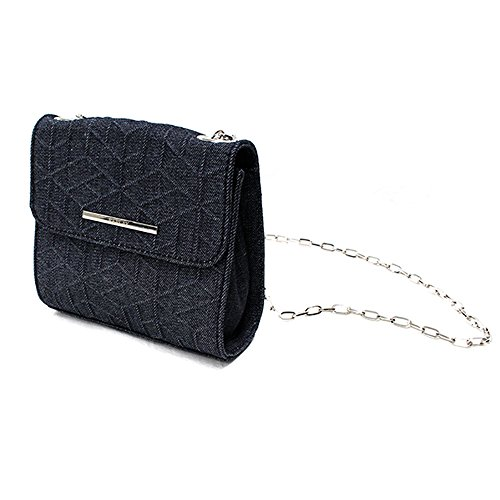 (Replay) Replay Ladies Bag Bag Debossed Denim Fw3524 493 Jp F/S