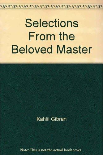 The Beloved Kahlil Gibran Pdf