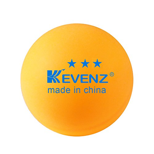 100 pack kevenz 3 star 40mm table tennis balls advanced for 100 table tennis balls