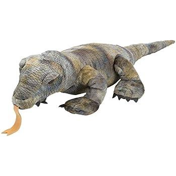 Amazon Com Wild Republic Komodo Dragon Plush Stuffed Animal Plush