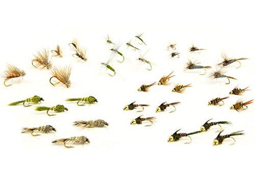 Best Selling Trout Flies - 36 flies   B0799QHC95