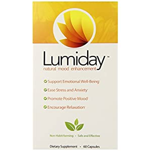 Lumiday Natural Mood Enhancement, 60 Capsules, 60 Count natural enhancement - 41w5PuQlnWL - natural enhancement