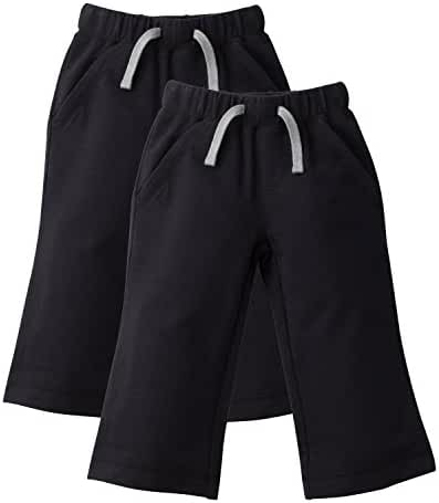 Gerber Graduates Baby Boys' 2 Pack French Terry Pant