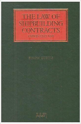 Descargas gratuitas de libros electrónicos gratis.The Law of Shipbuilding Contracts (Lloyd's Shipping Law Library) (Literatura española) ePub