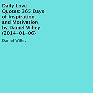Daily Love Quotes Audiobook