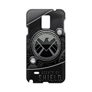 Evil-Store Marvel's Agents of SHIELD 3D Phone Case for Samsung Galaxy Note4