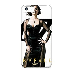 Anti-scratch Case Cover WonderwallOasis Protective Berenice Marlohe Skyfall Movie Case For Iphone 5c