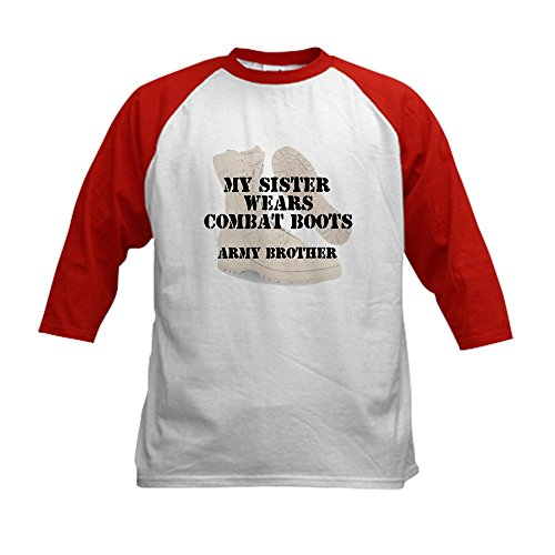CafePress - Army Brother Sister wears DCB Baseball Jersey -