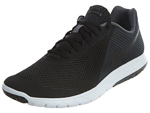 NIKE Men's Flex Experience RN 6 Running Shoes Black/Black-dark Grey official cheap online mSx5WUW