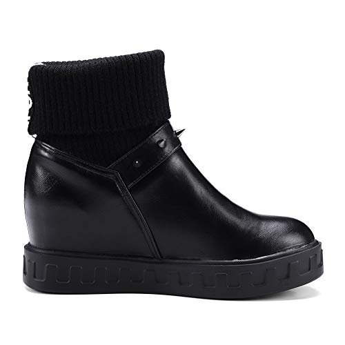 Mujer 1to9 1to9 Mns03078 Plataforma Mns03078 Negro wF1g8wqUx