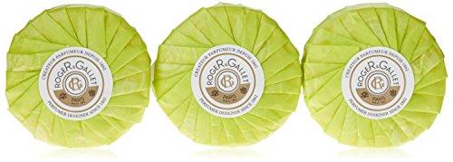 Roger & Gallet Fleur d' Osmanthus Perfumed Soap for Women, 3.5 Ounce ()