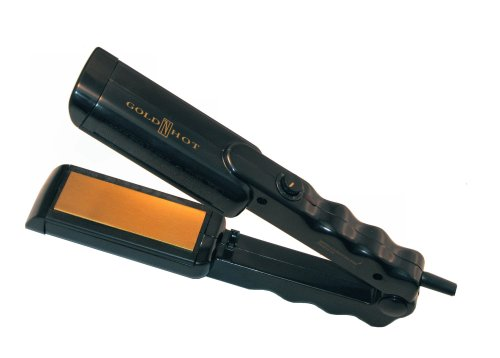 Gold 'N Hot GH9420 Professional Mini Straightening Iron with