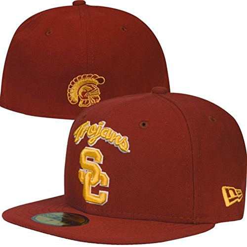 2744c21c4ed USC Trojans Fitted Hats