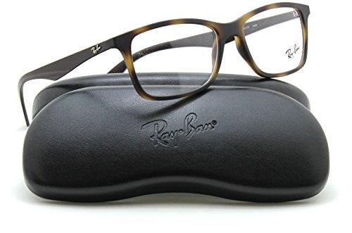Ray-Ban RX7047 Rectangle Unisex Prescription Eyeglasses 5573 - - Dealer Ray Ban