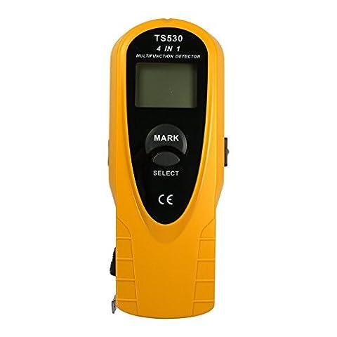 all-sun 4 in 1 multi detector Distance Meter / AC Wire Tracker / Wood Stud Finder / Metal Detector