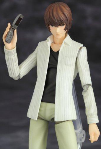 Griffon Death Note: Yagami Light Figutto Action Figure