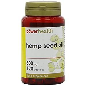 Hemp Seed Oil 300mg (120 capsule) – x 2 *Twin DEAL Pack*
