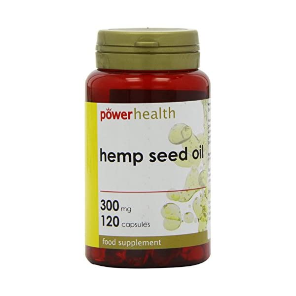 Power Health Hemp Seed Oil 300mg 120 Capsule – CLF-PH-DIS04