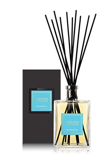 Areon Home Perfume Sticks - 1 Liter (34 OZ) Aquamarine