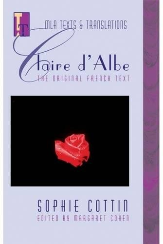 Claire d'Albe: The Original French Text (Texts and Translations) (French Edition)