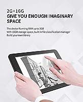 Likebook Mars E-Reader con Pantalla táctil E-Ink de 7,8 Pulgadas ...