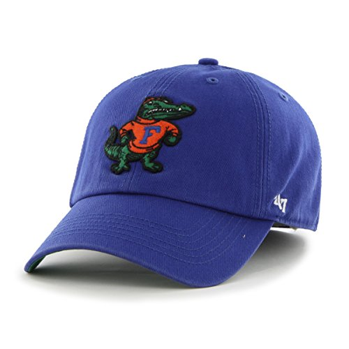 '47 NCAA Florida Gators Franchise Fitted Hat, Royal 2, XX-Large