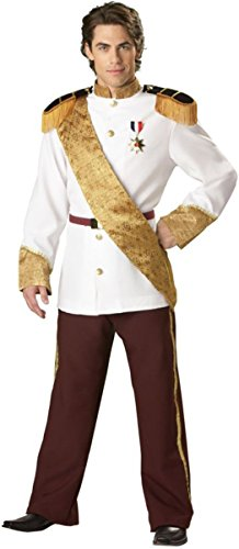 Prince Charming Adult Costume - X-Large