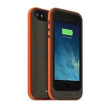 Mophie Juice Pack Plus for iPhone 5s/5 - Retail Packaging - Orange