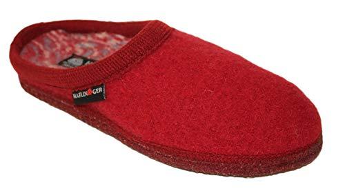 HAFLINGER Women's Open Back Slippers
