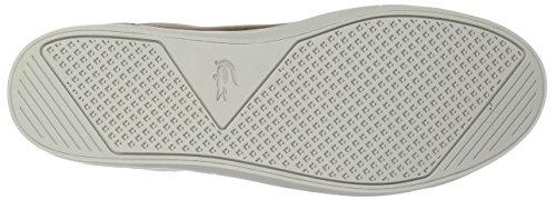 Lacoste Mens Straightset 417 1.0 Casual Sneaker Brown 3jPB071
