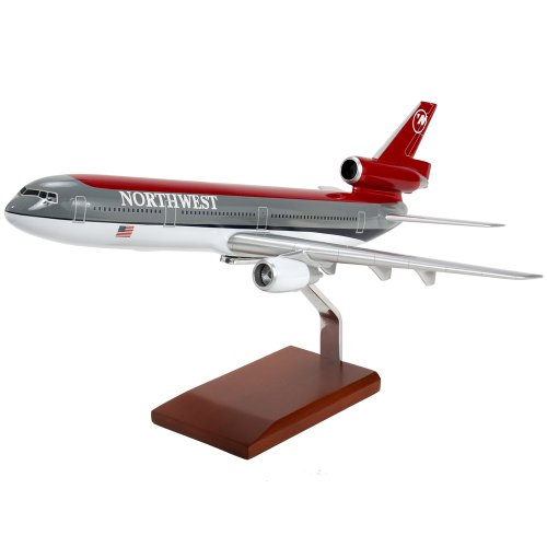 (Mastercraft Collection Douglas DC-10-30 Northwest Model Scale:1/100 )