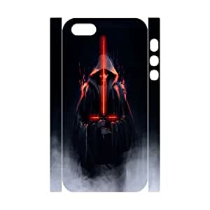 Star War Personalized 3D Case for Iphone 5,5S, 3D Customized Star War Case