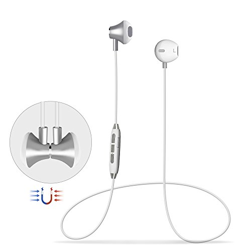 Bluetooth Headphones, Wireless V4.1 Magnetic St...