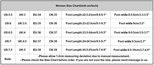 AMA(TM) Womens Pointy Toe Loafers Slip on Low Cut Flats Flip Flop Single Shoes with Ankle Strap (US:6, Black) Red
