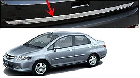 Jianvish Premium Rear Door Dicky Garneesh Chrome Rear Dicky