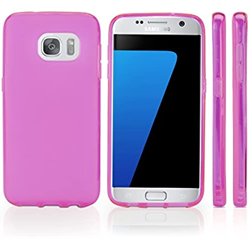 Samsung Galaxy S7 Case, BoxWave [Arctic Frost Crystal Slip] Flexible, Form Fitting, TPU Case for Samsung Galaxy Sales