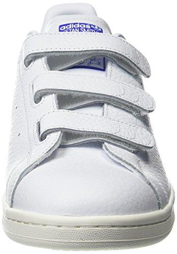 CF Ftwbla Uomo Scarpe da Ftwbla Bianco Fitness Smith adidas Stan Azufue FUwExqZ66