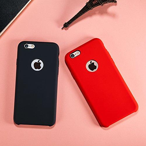 online store e5ab8 5e71f TORRAS iPhone 6 Plus Case/iPhone 6s Plus case, [Love Series] Liquid ...