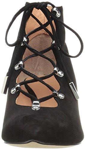 Sigerson Morrison Women's Wing Ankle Bootie Black ztaGXp